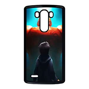 Big Hero 6 LG G3 Cell Phone Case Black MS4607767