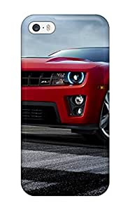 Hot Tpu Shockproof Scratcheproof Chevrolet Camaro 16 Hard Case Cover For Iphone 5/5s 7932401K64842719