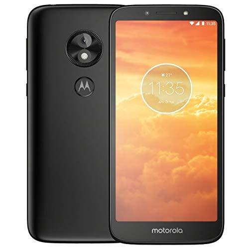 Motorola Moto E5 Play XT1920-19 Factory Unlocked 16GB Dual SIM 1GB RAM 4G LTE 5.3'' LCD Display 8MP International Version (Black) by Motorola (Image #7)