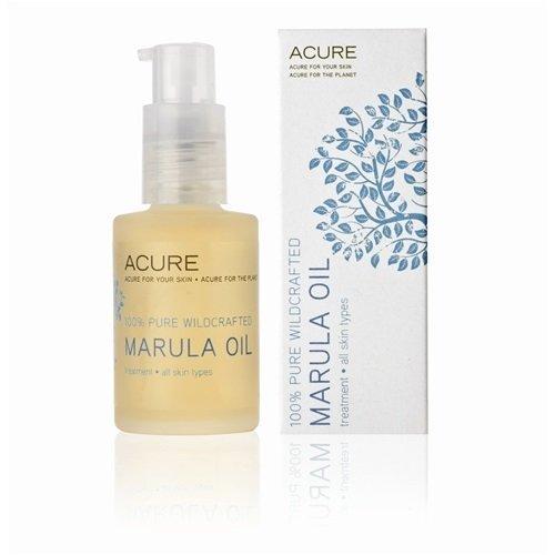 【Acure Organics】 アキュア オーガニックス 100% Pure Wildcrafted Marula Oil ワイルドクラフト マルラ オイル