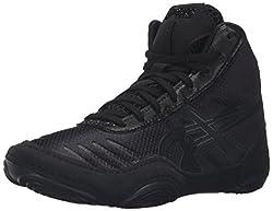 Asics Jb Elite V2.0 Gs Skate Shoe (Little Kid), Blackonyx, 2