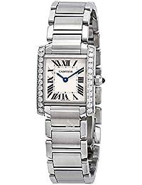 Tank Francaise Silver Dial Ladies Watch W4TA0008