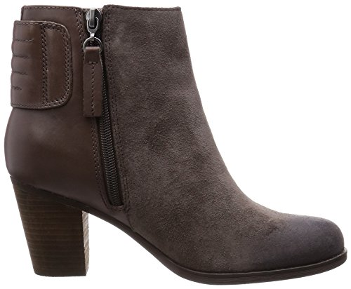 Clarks 261106354 - Botas para mujer Marrón - marrón