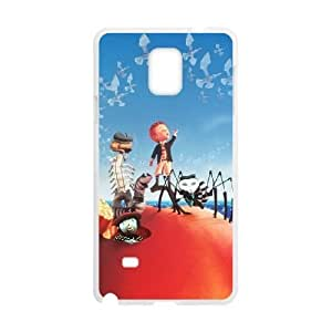 samsung_galaxy_note4 phone case White James and the Giant Peach BFS8486087