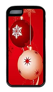 for ipod Touch 4 Case Christmas Design TPU for ipod Touch 4 Case Cover Black