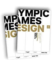 Olympic Games: The Design: The Design. Coffret 2 volumes. N°1 From Athens 1896 to Los Angeles 1984 - N°2 From Calgary to Tokyo 2020 (NIGGLI EDITIONS)