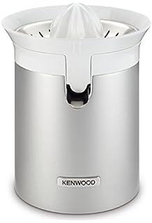 Kenwood CPP400TT Exprimidor bidireccional, con 2 tamaños de cono 220 W, Acero Inoxidable,