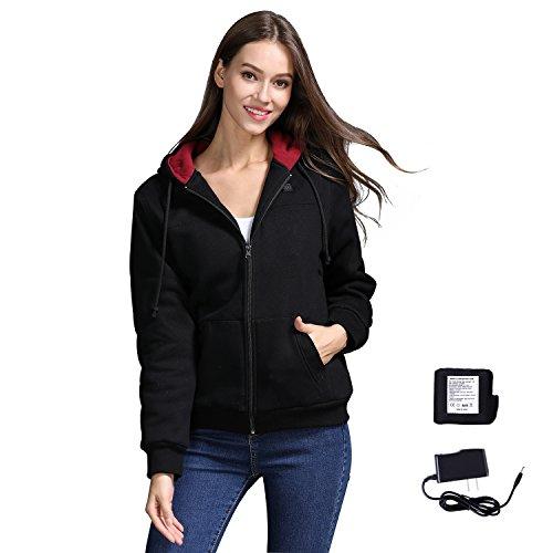 women battery heated jacket - 9