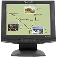 Planar PT1510MX Touch Screen Monitor - 15 - 5-wire Resistive - 4:3 - White