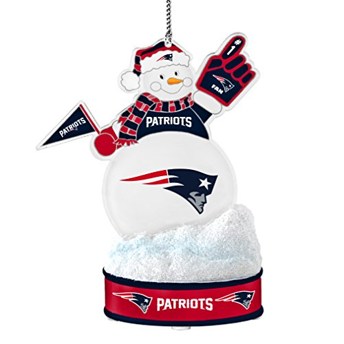 New England Patriots Christmas Ornament - 1