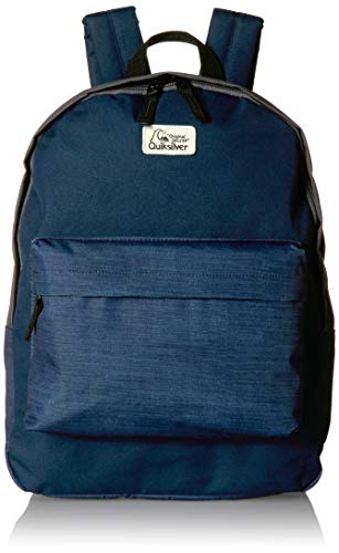 (Quiksilver Men's EVERYDAY POSTER DOUBLE BACKPACK, moonlight ocean, 1SZ)