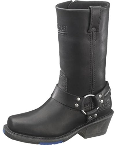 Ladies Motorcycle Riding Boots - 9