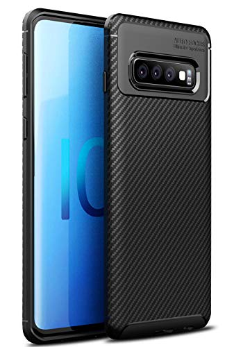 Yocktec Samsung Galaxy S10 Plus Case, [Scratch...