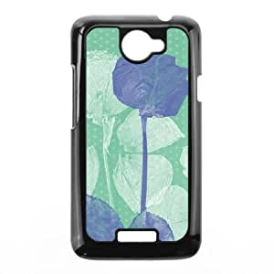 HTC One X Cell Phone Case Black Love in Bloom LSO7938031