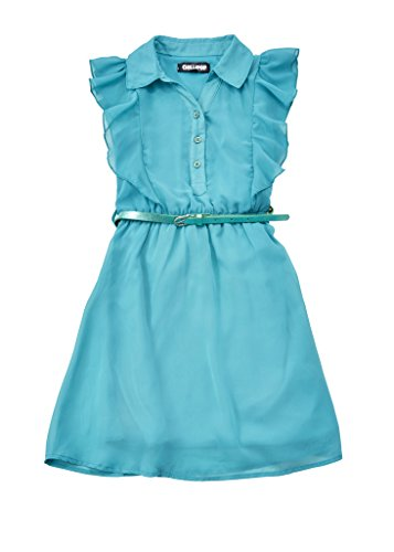 6 X Ruffled Dress - 8