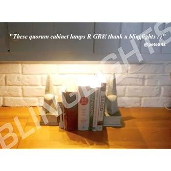18 Quot Quorum Fluorescent Under Cabinet Counter Closet Light