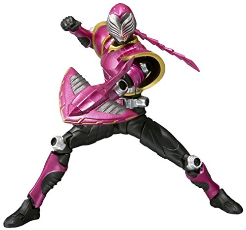 Kamen Rider Raia: Tamashii Nations S.H. Figuarts Action Figure + FREE Mystery Item Bundle
