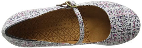 Chie Mihara Women's Troc Mary Janes Multicolour (Grace Pink-maitai Black ) clearance supply Rb8eYLpDC