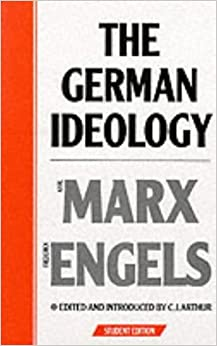 Book The German Ideology: Introduction to a Critique of Political Economy by Karl Marx (1987-01-01)
