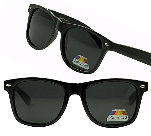 Oversized Square POLARIZED Sunglasses Wayfarer product image