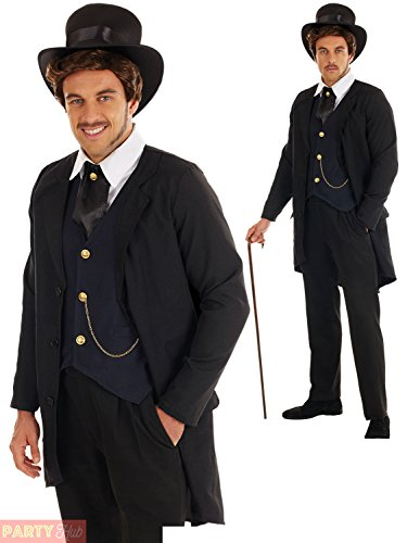 Victorian Costumes For Men (Adults Victorian Man Costume)