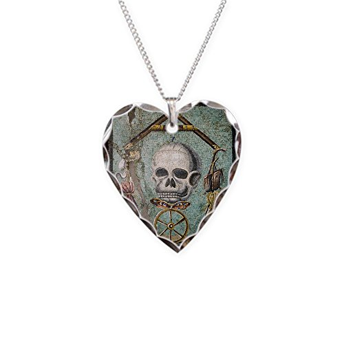 CafePress Memento Mosaic Necklace Pendant