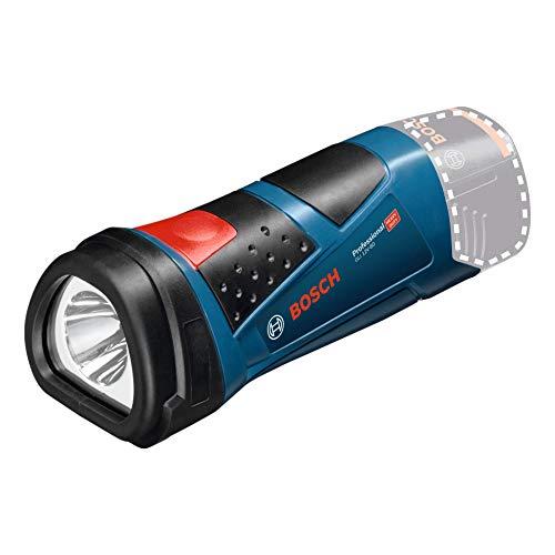 Bosch Professional GLI 12V-80 – Linterna a batería (sin batería, 12 V, 80 lúmenes, en caja)