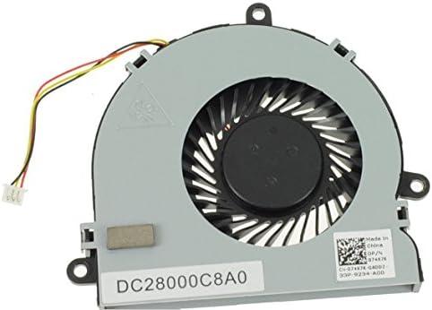 Dell 74X7K Ventilador de CPU refacción para Notebook - Componente ...
