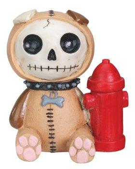 Furry Bones Dog Collectible Figurine Model