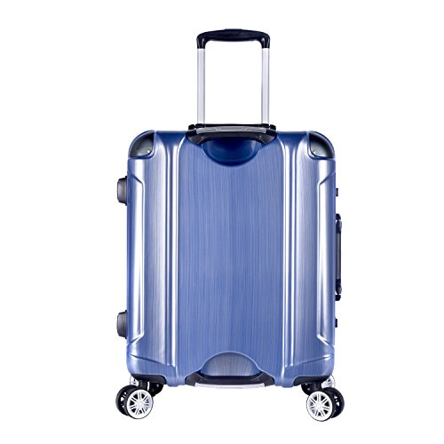 travelers-club-luggage-luna-20-inch-abs-pc-aluminum-frame-rolling-carry-blue
