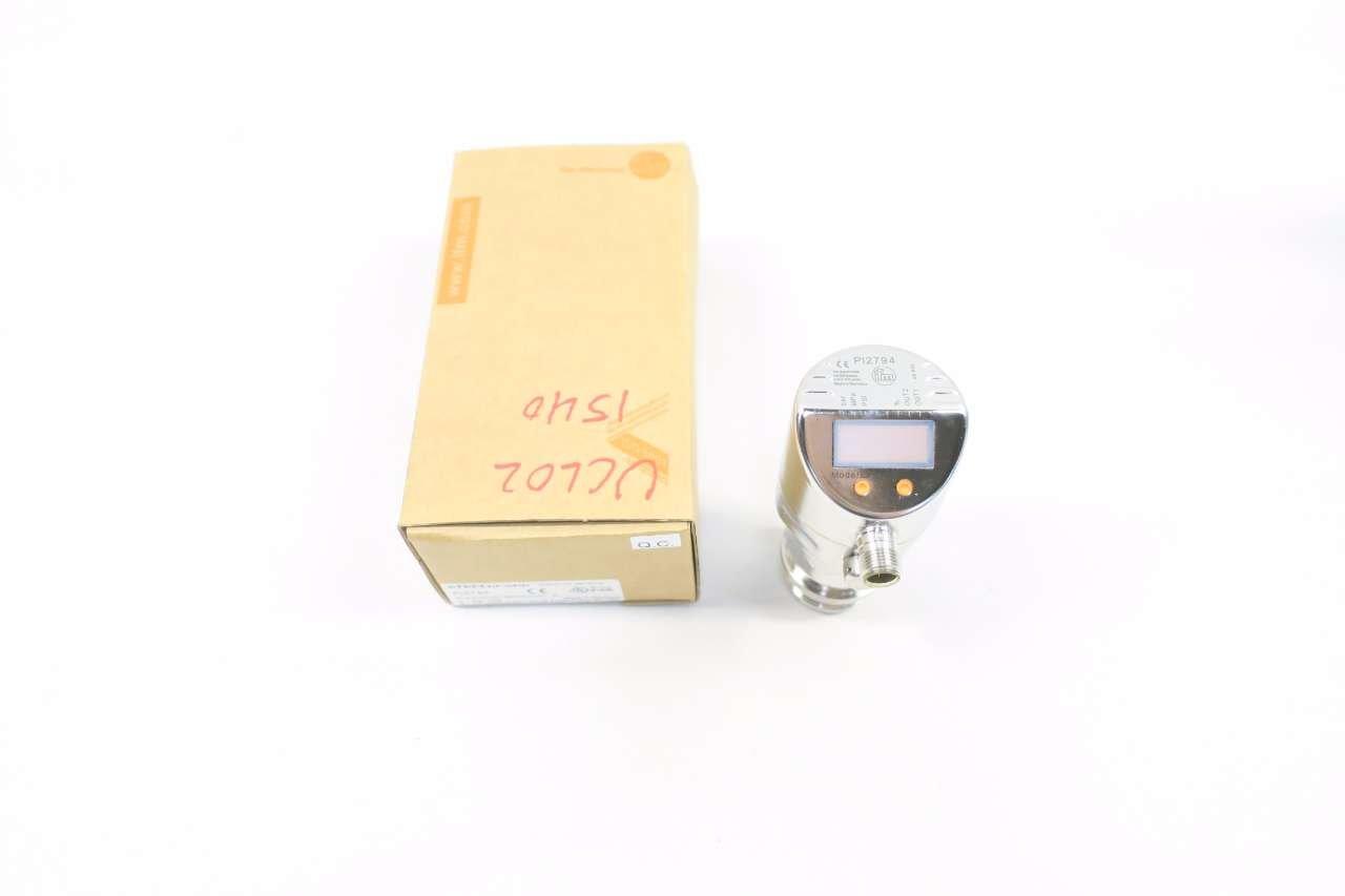 NEW IFM EFECTOR PI2794 PI-010-REA01-MFRKG PRESSURE SENSOR -14.5-145PSI D575738