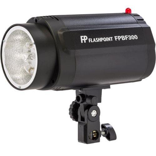 Monolight Flash Second (Flashpoint Budget Studio Monolight Flash, 300 Watt Seconds)