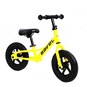 Bavel Balance Bike 12 Inch, Ages 18 Months to 4 Years