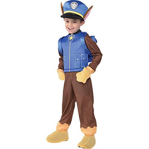 Paw Patrol Halloween Costumes Ryder (Nickelodeon Paw Patrol Chase Boys Child Halloween Costume Small)