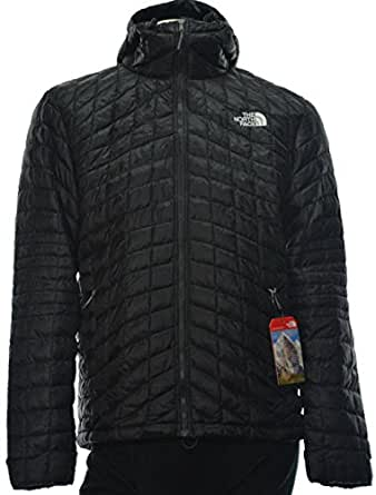 Men's The North Face Thermoball Hoodie Jacket Medium TNF Black