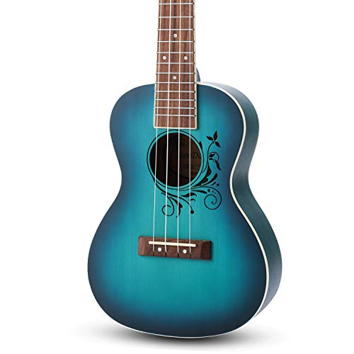 electric acoustic ukulele - 8