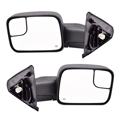 06 dodge ram tow mirrors manual - 2