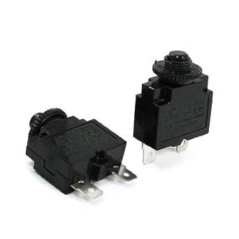 Circuit Breaker DealMux compresor de aire 10A ST-101E Protección contra sobrecarga de 2 PC: Amazon.es: Industria, empresas y ciencia