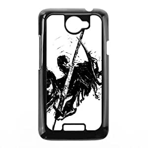 Dark Souls HTC One X Cell Phone Case Black TPU Phone Case SY_810944