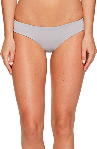 L Space New Women's Sandy Classic Bikini Bottom Nylon Spandex (L Space Nylon Bikini)
