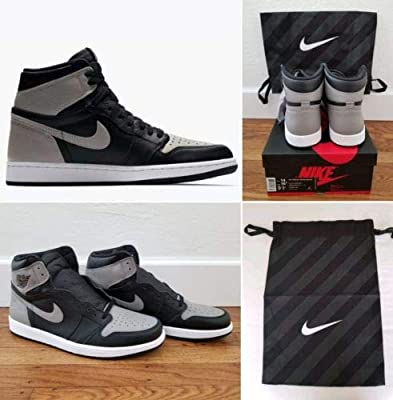 EmmetStore(TM) Nike Air Jordan 1 Retro High OG Shadow ...