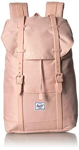 Herschel Retreat Mid-Volume Backpack, Polka Cameo Rose, One Size