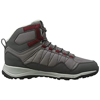 Jack Wolfskin Women's Maze Texapore Mid W Wasserdicht High Rise Hiking Shoes 6
