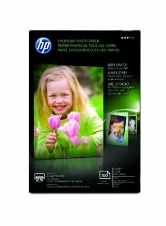 Hp Everyday Photo Paper Glossy 4