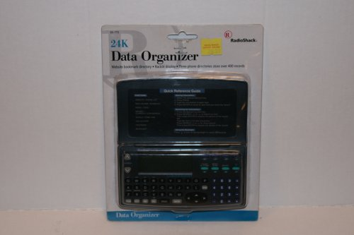 24K Data Organizer