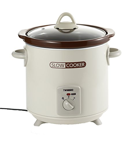 TWINBIRD Kotokoto simmer (Slow Cooked) slow cooker EP-4717BR Brown]()