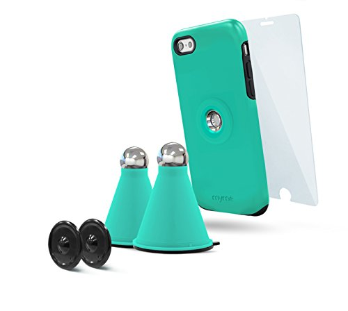 MyMe Unity System Phone Case, Magnetic Cradles and Temper...