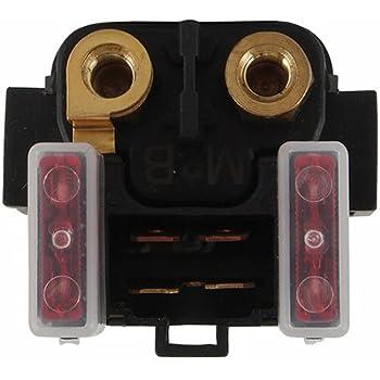 new 12v starter relay fits ktm 250 350 450 505. Black Bedroom Furniture Sets. Home Design Ideas