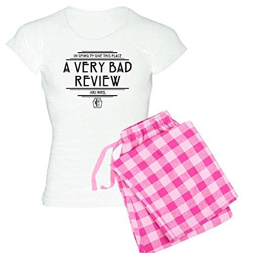 Amazon.com: CafePress American Horror Story Hotel - Womens Novelty Cotton Pajama Set, Comfortable PJ Sleepwear: Clothing