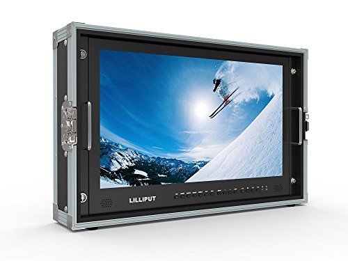 LILLIPUT BM230-4K 23.8 Inch 4K (38402160) Ultra-HD Resolution Broadcast Field Monitor